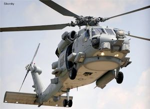 MH-60R Sikorsky