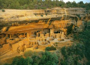 Cliff Palace - Mesa Verde - Colorado - XIIIè s0001