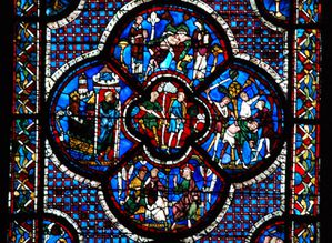 cathedrale de chartres vitraux (16)