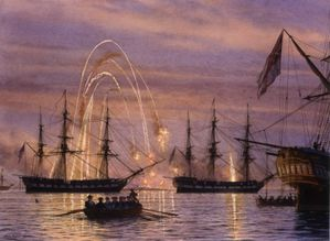 054 Myers Bombardment of Fort McHenry-introduction