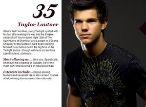 taylor lautner empire