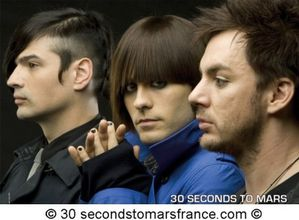 30 Seconds to mars 2008-01
