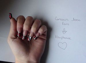 Extension nails