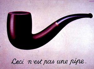 René Magritte Ceci n'est pas