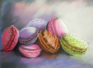 Gourmandises-colorees-pastel-40x50.jpg