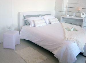 La mode du blanc le blog de deco dinterieur - Deco chambre blanche ...