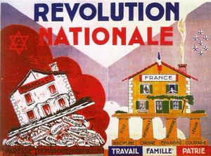 Vichy Revolution Nationale