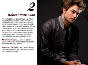 robert pattinson empire