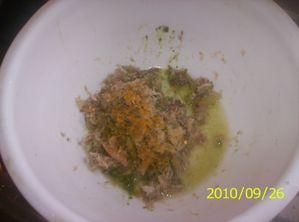Seasoned Crabmeat