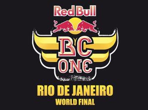 Hello Monkey - Logo Red Bull BC One 2012