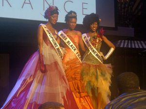 Miss black france 2012 image 2
