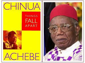 stylistic techniques by chinua achebe Chinua achebe's things fall apart begins as a story about life in the igbo tribe in nigeria later, white missionaries come to igbo society to try to convert the tribe to christianity, and the igbo face off against each other over whether to fight the missionaries the narrative techniques used in the.