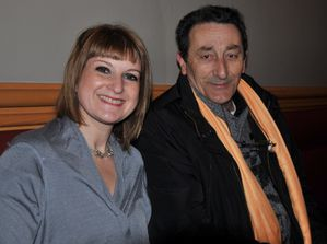 photo christine et loulou