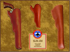 Javelot - Holster slim jim Walker Lemat Paterson