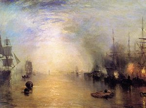 Keelmen heaving by Joseph Mallord Turner