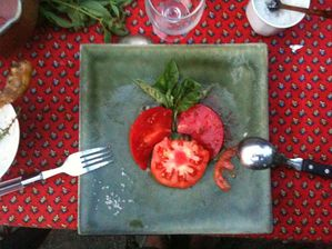tomates de Chantal Dunoyer