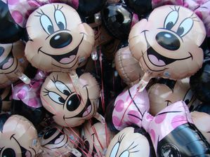 Disneyland Paris ballon mickey