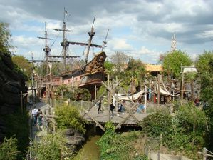 Disneyland Paris bateau capitain crochet (2)