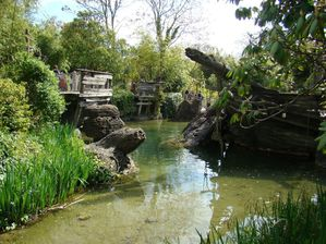 Disneyland Paris nature eau