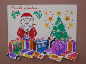 101223 05 Lettre au Père Noël Élodie