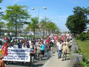 manif 24 juin 2010 - Dunkerque