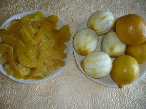 confiture de citron