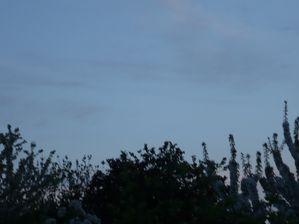 ciel Bas Normand au crépuscule 9 avril 2011