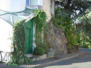 Angers ouest, MJR sur rocher