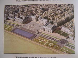 Bordeaux Place de la Bourse et miroir d'eau