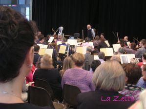 l'orchestre vu de loin