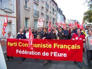 Manif Retraites 16 oct 2010 - 11