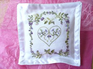 coussin broderie tradi