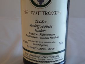 allemagne riesling