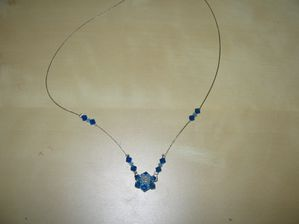 Collier Flocon