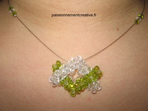 Collier Jazzy