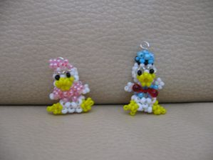 Baby Daisy et Baby Donald