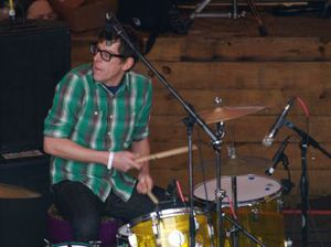 Black Keys drummer Patrick Carney on Madonna and Lady Gaga