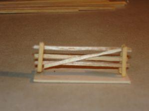 fabriquer des barri res en bois le blog de el frances. Black Bedroom Furniture Sets. Home Design Ideas