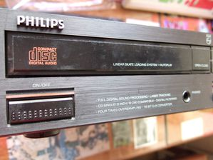 platine CD Philips 1173
