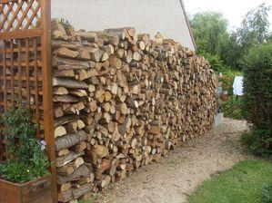 Bois bien rang gall jean - Comment stocker du bois ...