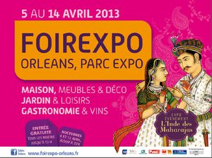 Foire expo 2013 a orleans animations horaires tarif for Foire expo limoges tarif
