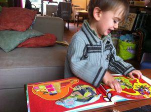 Raphael et le livre glouton 2