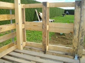 Construire Un Abri De Jardin Avec Des Palettes