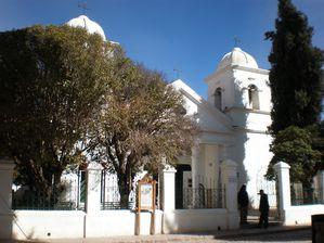Humahuaca - Iglesia