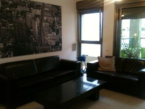 israel holidays apartment ramat aviv beach