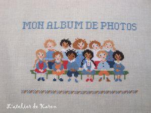 album de photos groupe
