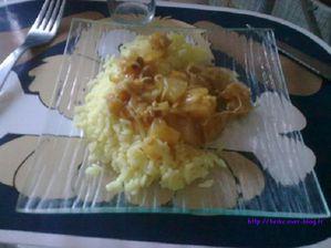 Cuisine : Poulet à l'ananas