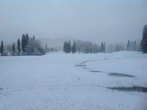 neige en 2013