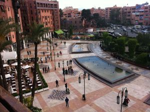 Appartement f4 marrakech plaza kech immo for Deco appartement f4