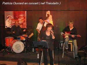 concert Patricia Ouvrard